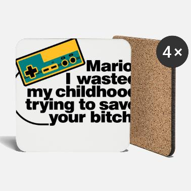 Mario I tried to save Marios  - Coasters