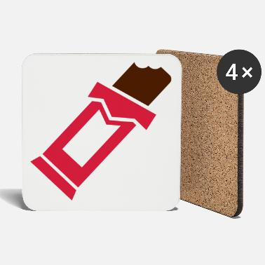 Bar Chocolate bar - Coasters