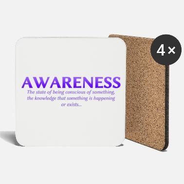 Awareness Awareness - Coasters