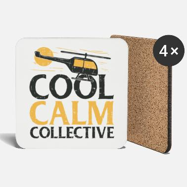 Collections Cool Calm Collective - Pilot Helikopter - Podstawki