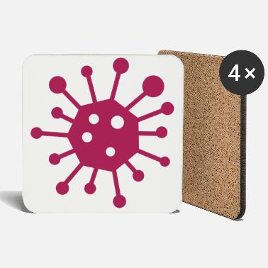 Infection Virus - Coasters