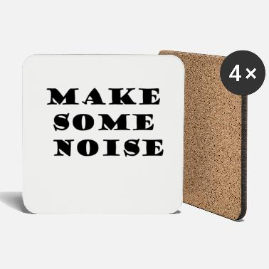 Hilarious make some noise. Hilarious and cool - Untersetzer
