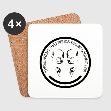 The Freuds - Coasters (set of 4)