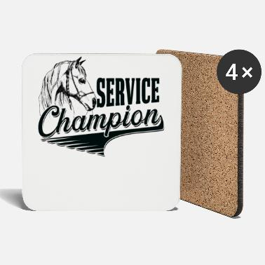 Show Jumping Service Champion Horse Show Tournament Show Jumping - Coasters