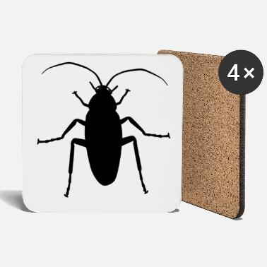 Pest Cockroach Sharp insect pest animals phobia - Coasters