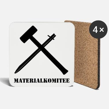 Material Material Committee - Coasters