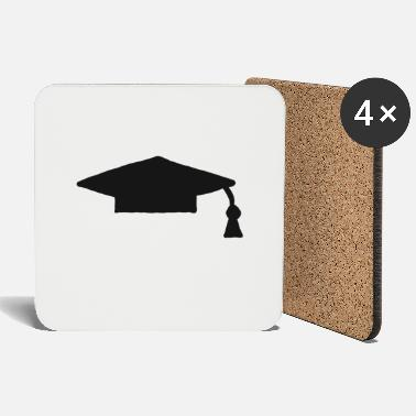 High School Graduate Graduate school graduation high school graduation - Coasters