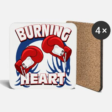 Boxing Gloves Boxing - Boxing gloves - Coasters