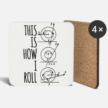 Nerd Nerd nerds physics - Coasters