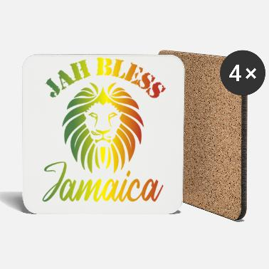 Rasta Jah Bless Jamaika Backpacker Matkailu - Lasinalustat