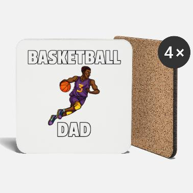 Basketball Basketballer Basketball Player Gift - Coasters
