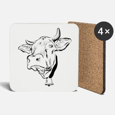 Cow Cow cows - Coasters