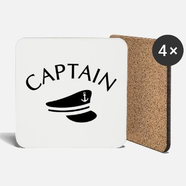 Captain CAPTAIN CAPTAIN HAT - Coasters