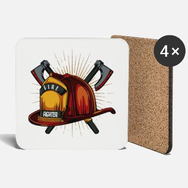 Fire Department fire Department - Coasters