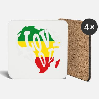 Continent Africa, continent - Coasters