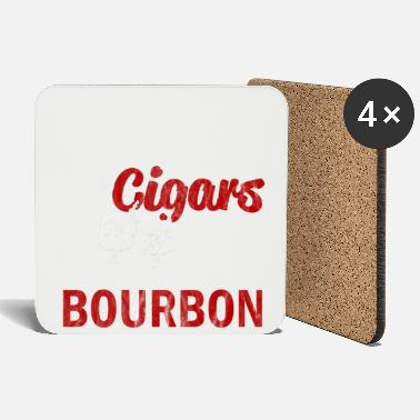 Tobacco Weekend forecast cigars with a chance of bourbon - Coasters