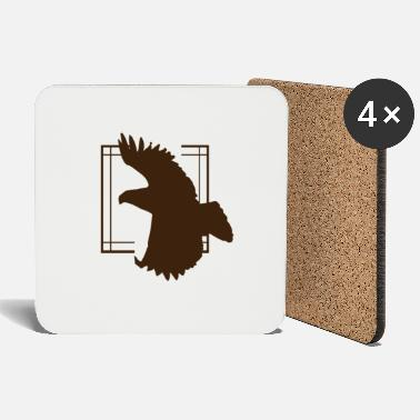 Ecology Eagle - Eagle / Bird - Bird / Vulture - Vulture - Coasters