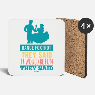 Ballroom Dancing dance foxtrot couple dance music - Coasters