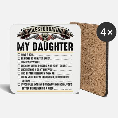 Father And Daughter father and daughter - Coasters