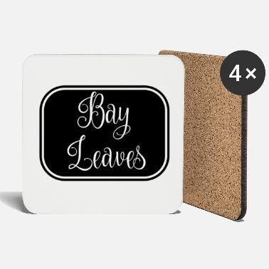 Bay Bay Leaves - Coasters