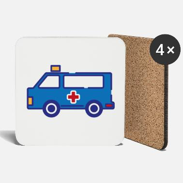 Ambulance ambulance - Coasters