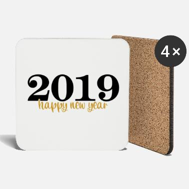 New Years Eve 2019 Happy New Year New Year's Eve New Year's Eve - Coasters