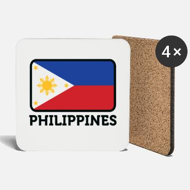 National Flag of the Philippines - Coasters