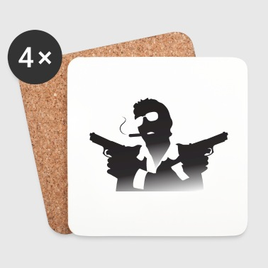 Hitman for the Mafia - Coasters (set of 4)