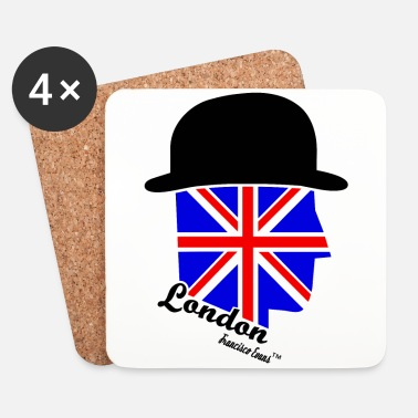 United London Gentleman, www.franciscoevans.com - Lasinalustat (4 kpl:n setti)