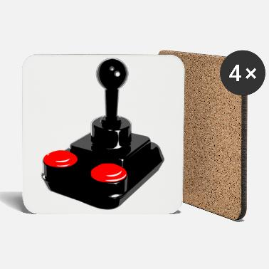 Kempston Joystick - Coasters