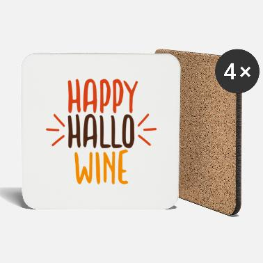 Witch Happy Halloween - Coasters