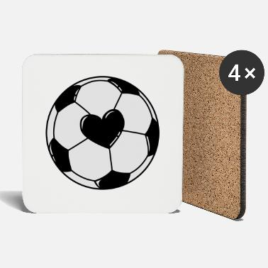 Love Football Love Football - Coasters