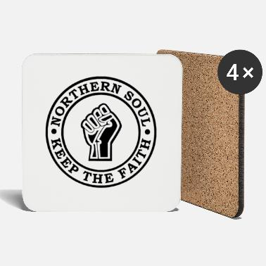 Northern Soul Northern Soul Keep the Faith Disc MBAS - Coasters