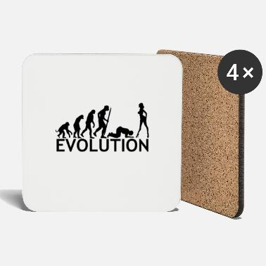 Evolution Evolution for the woman - Coasters