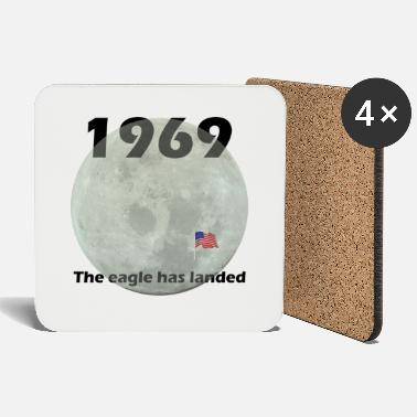 Moon Landings Moon landing 1969 - Coasters