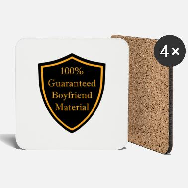 Material Boyfriend material - Coasters