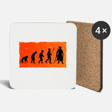 Rpg Evolution to Gaming RPG Samurai - Coasters