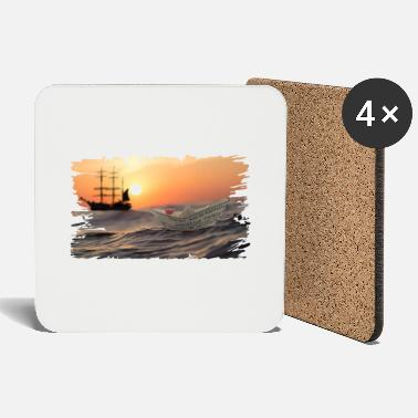 Paper Boat paper boat - Coasters