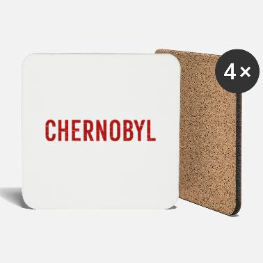 Reactor Chernobyl nuclear power reactor gift - Coasters