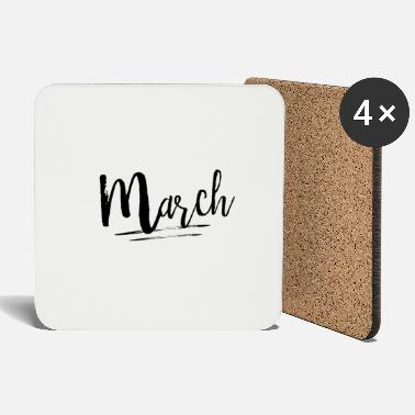 March march - Coasters