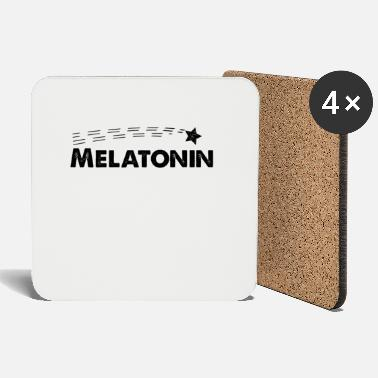 Sleeping Melatonin Sleeping Sleep - Coasters