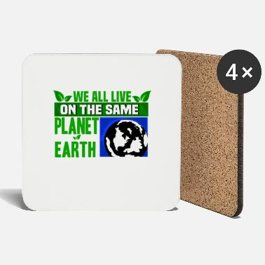 Nice Save planet earth - Coasters