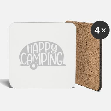 Happy Camping Happy camping - Coasters
