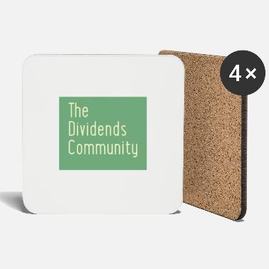 Community The Dividends Community - Onderzetters