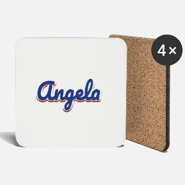 Womens Name Angela first name women's name politics - Coasters