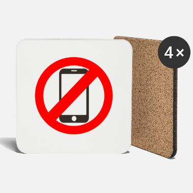 Mobile Phone Mobile phone ban - Coasters