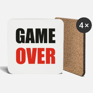 Game Over game over - Lasinalustat