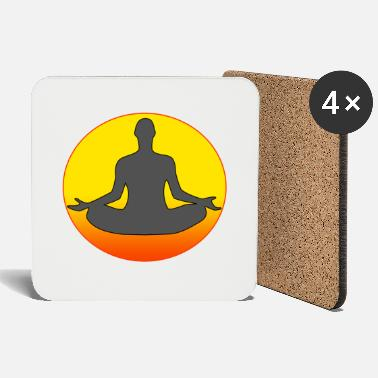 Enlightenment Meditation and enlightenment - Coasters