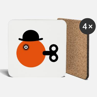 Culte clockwork orange - Dessous de verre