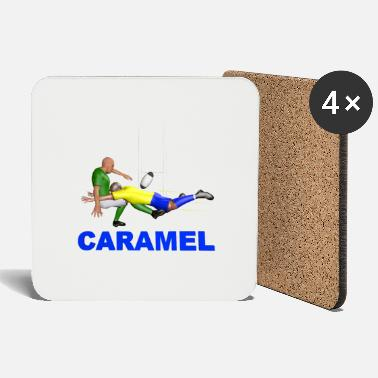 Lyon Rugby Toulousain RUGBY CARAMEL - Coasters